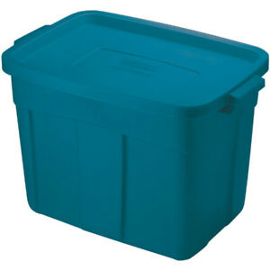 Wanted:Old Rubbermaid 18gal/68L storage totes