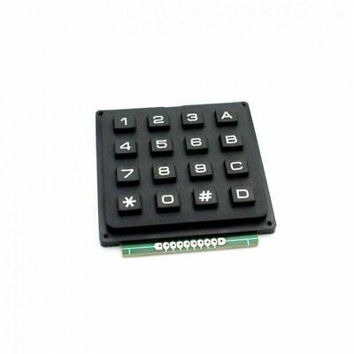 4 X 4 Matrix Array 16 Keys 44 Switch Keypad Keyboard Module For Arduino