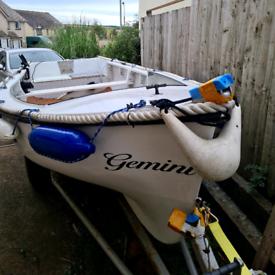 Virgo Fisher 14 boat