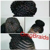 Omgosh! Braids that are so nice and afordable its unbelievable