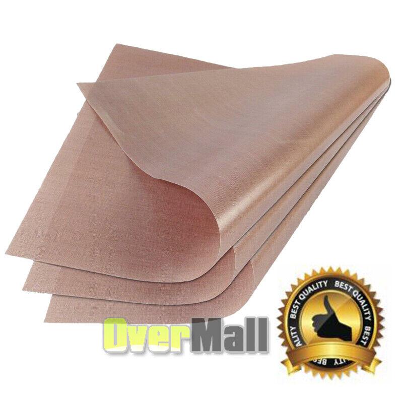 3 Pack Teflon Sheet For 16x24 Heat Press Transfer Sheet SUPER SALE LIMITED TIME