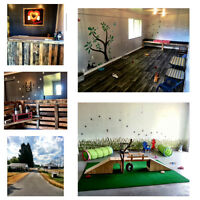 Space available at Small Dog Big Heart Daycare