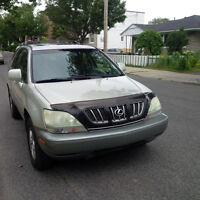 Lexus RX 300 2002 Luxury Edition