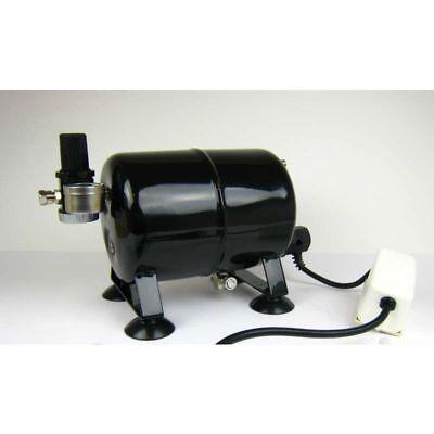 Airbrush System (Kompressor Airbrush 2.5L airtank system Lufttank Abschaltautomatik Sparmax)