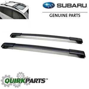 Cross Bars from a 2010 Subaru Forester