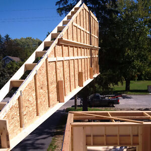 Fully Experienced Framer/Contractor for all types of Projects Cambridge Kitchener Area image 5