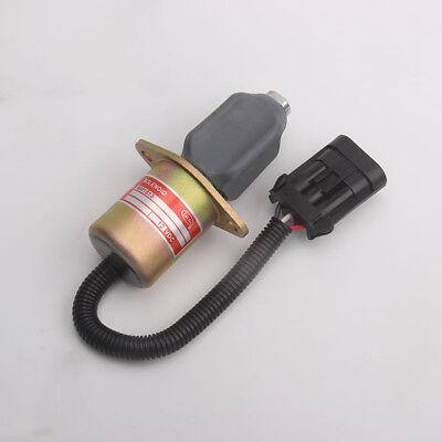 Fuel Shut Off Solenoid 6681513 For Bobcat Toolcat5600 Kubota V2203 325 328