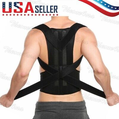 Posture Corrector Support Brace Waist Control-Relieves Neck, Back and Spine Pain