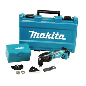 MAKITA 18v multi tool with batterie and charger
