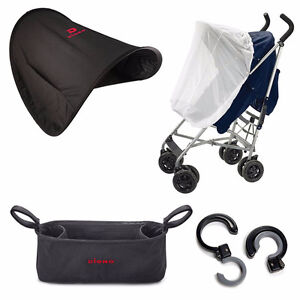 The Diono Stroller 4 in 1 Bundle Pack - New in Box