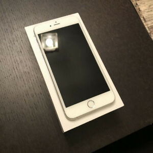 MINT UNLOCKED IPHONE 6 PLUS, 64 GB, SILVER, COLOR, FOR SALE