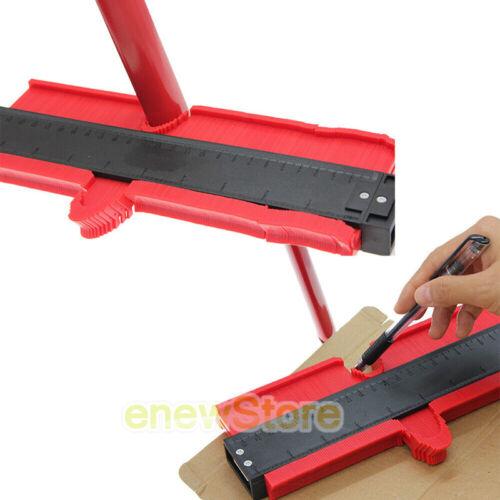 Купить Unbranded - 5-10Inch Contour Duplication Gauge Edge Shaping Measure Ruler Profile Duplicator