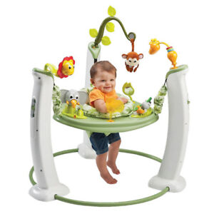 BABY JUMPER BOUNCER EVENFLO - EXERSAUCER JUMP & LEARN - NEW