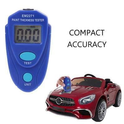 Em2271 Digital Mini Thickness Gauge Car Paint Tester Thickness Coating Meter