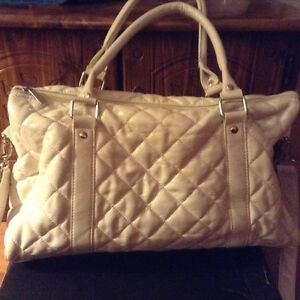 Cream purse Kitchener / Waterloo Kitchener Area image 1