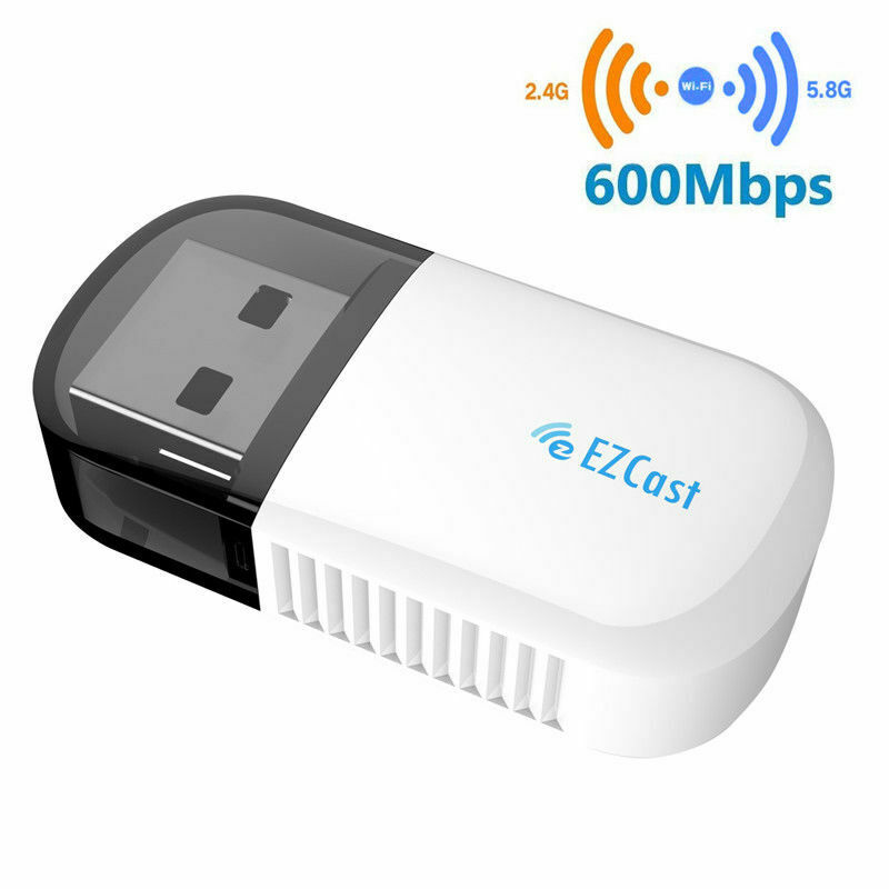 600Mbps Adapter Dual 5G/2.5G Bluetooth PC