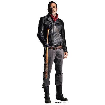 Lifesize Cardboard Cutout (NEGAN Walking Dead Lifesize CARDBOARD CUTOUT Standee Standup Jeffrey Dean)