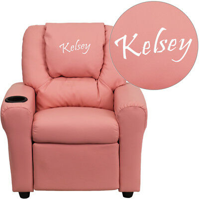 Kids Embroidered Chair (Flash Furniture kids' embroidered recliner)