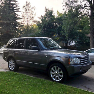 2008 Range Rover HSE - Well kept, low KMS