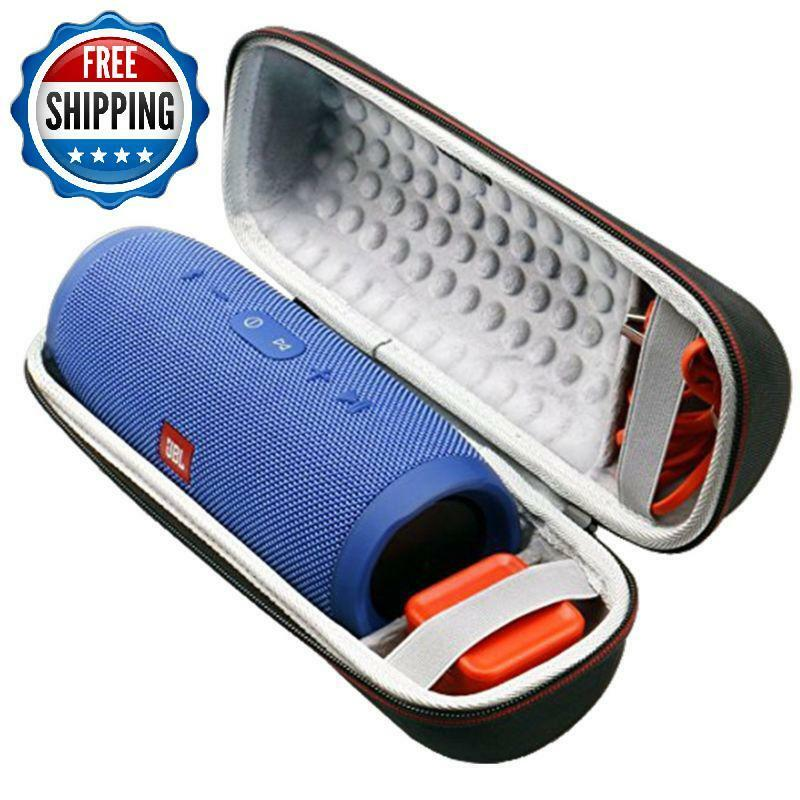 LTGEM Case for JBL Charge 3 Waterproof Portable Wireless Blu