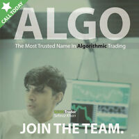 LEARN TO MAKE $$$ FROM TRADING STOCKs FOREX FUTUREs with ALGOs