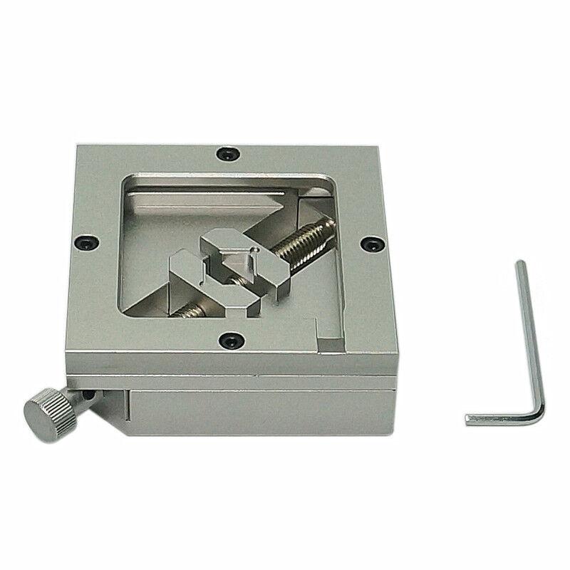 90*90mm Universal BGA Reballing Station BGA Stencil Clamp Holder Fixture Kits