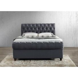 Double bed frame - Chasewood Sleigh