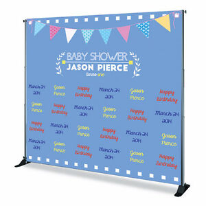 CUSTOM BANNERS/BACKDROP PACKAGE/STEP&REPEAT - LOW AS $159.00! St. John's Newfoundland image 1