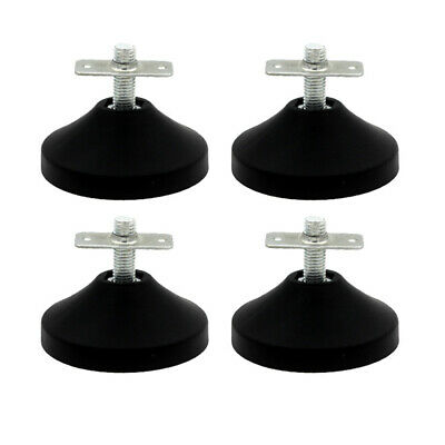 4 Pcs/set Billiard Pool Table Leg Leveler Foosball Table Foot Pad Equipment Tool