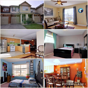 Freehold Townhouse for Sale Milton - No Bidding offer Anytime