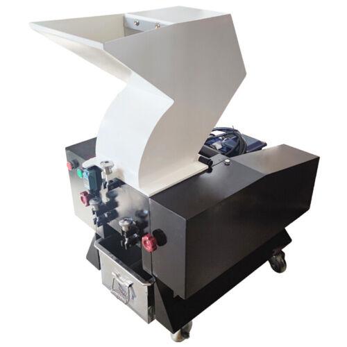 180type Plastic Shredder Bottle Crusher Granulator Processing Machine 220v 2.2kw