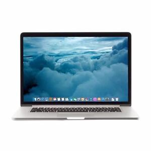 APPLE MACBOOK PRO 15'' RETINA i7 2.7 GHZ 16 GB 512GB  +Office PRO 2016,MASTER SUITE ADOBE, Logic Pro X,FINAL CUT PRO X