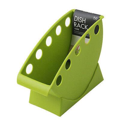 Color Basket Kitchen Dish Rack Kitchen Dish Storage Sink Shelf Organizer NEW