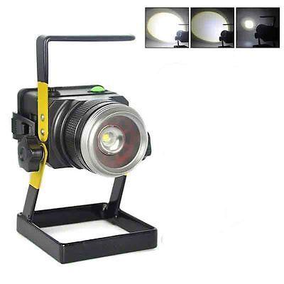 TOP CREE T6 Batería Lámpara de mano LED foco linterna eléctrica 3900 LUMEN CLARO segunda mano  Embacar hacia Mexico