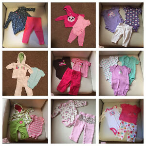 0-3 Month Clothing Lot