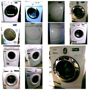 Washing machines Dryers Combos Front Loader Top loader Condenser