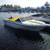 17' Doral speedboat with 115 hp Mercury - MUST SELL !!