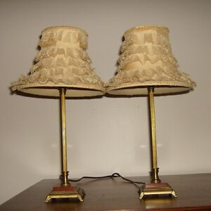 Antique Art Deco Lamps