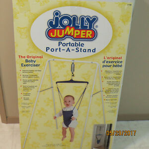 JOLLY JUMPER - FREE STANDING AND PORTABLE
