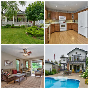 366 GEORGE ST - GORGEOUS HOME WITH POOL IN OLD MILTON! MUST SEE!