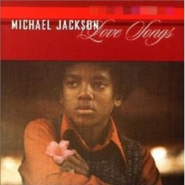 "MICHAEL JACKSON ""LOVE SONGS"" CD NEU"