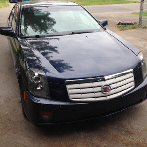 Cadillac CTS 2007 Blue/Full equiped
