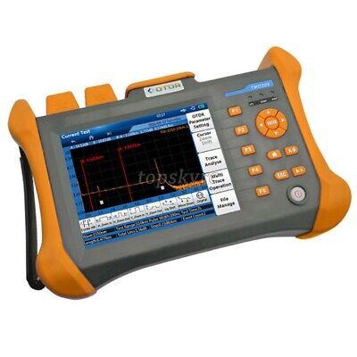 Otdr Sm Optical Time Domain Reflectometer Tester 13101550nm 3230db Vfl 10mw Ts
