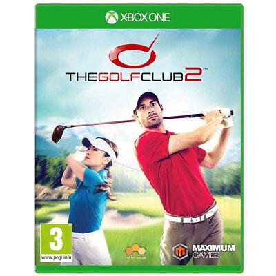 Le Golf Clib 2 Video Game pour Xbox One Consoles de Jeux Neuf sous Emballage