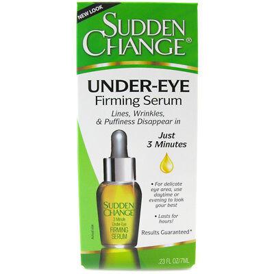 Sudden Change Under Eye - Sudden Change All-Day Under Eye Firming Serum- choose 7ml or 1.18ml Trial Size