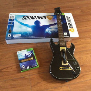 New but unsealed guitar hero live