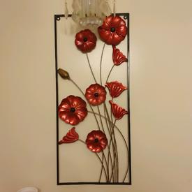 Frame wall art decoration flower house furniture