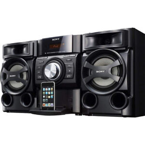 Stereo system available for pick up