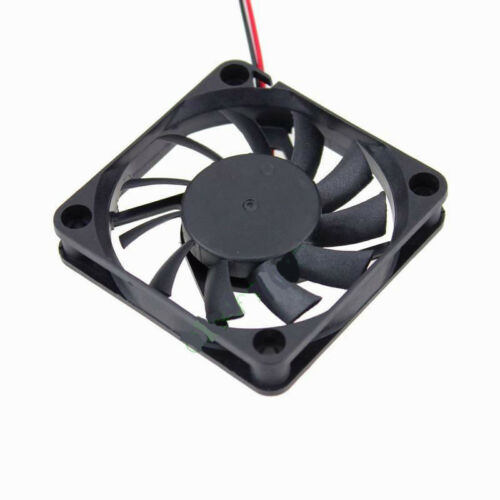 Lot of 5 GDSTIME 12 volt 40mm Brushless Computer cooling fan Quiet Ball Bearing
