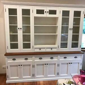 BERTRAM WALL BOOKCASE BOOKSHELF BUFFET HUTCH SIDEBOARD Manly Vale Manly Area Preview